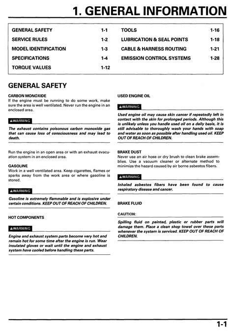 Honda Varadero Service Manual EBook - 447.abriosis.com