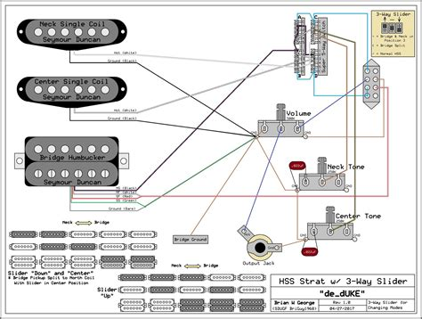 Hss Coil Split Wiring Diagram Switch