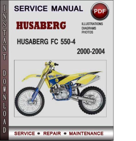 Husaberg Fc 550 2004 2006 Workshop Service Manual Online Guide Free On Bg Usbiz Online