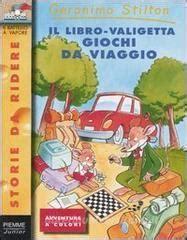 il libro valigetta giochi da viaggio ediz illustrata storie da ridere