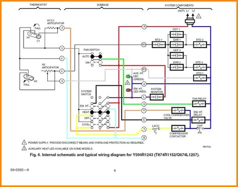 Intertherm Electric Furnace Thermostat Wiring Diagram