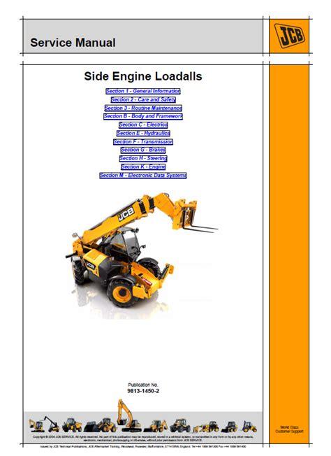 Jcb Loadall Operation Manual 140 EBook - 21.adnuhs.org