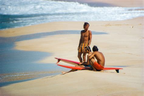 jeff divine surfing photographs from the seventies