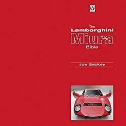 lamborghini miura bible english edition