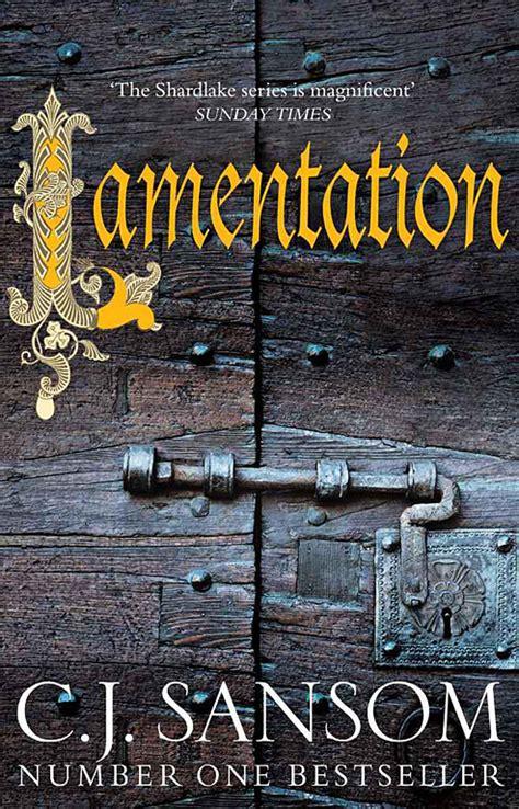 lamentation the shardlake series book 6 english edition