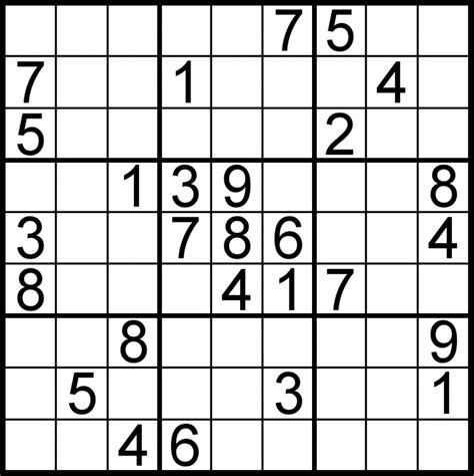 large print sudoku 3