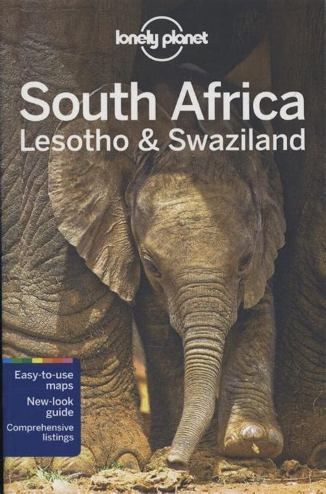 lonely planet south africa lesotho and swaziland travel guide