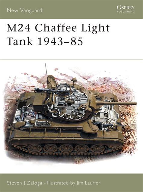 m24 chaffee light tank 1943 85 new vanguard