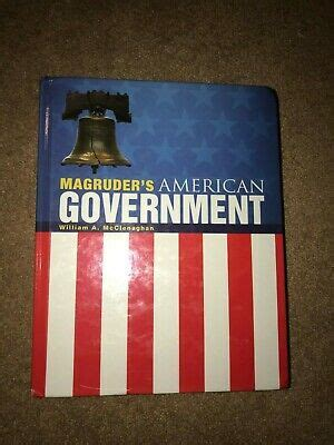 magruder s american government 2013 english student edition grade 12
