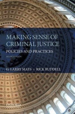 making sense of criminal justice policies and practices