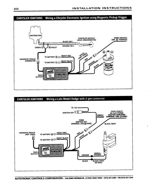 mallory pro comp ignition wiring diagram - 95 ford ranger 2 3l engine  diagram - wiring.tukune.jeanjaures37.fr  wiring diagram resource