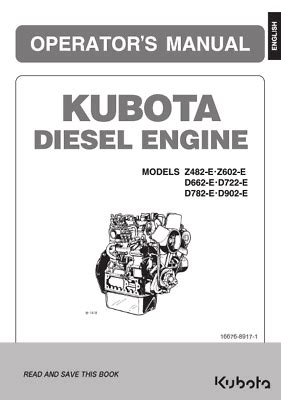 Manual Book Kubota D722