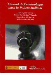 manual de criminologia para la policia judicial