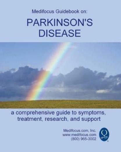 medifocus guidebook on parkinson s disease
