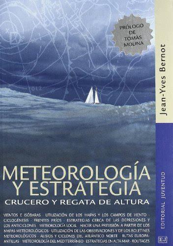 meteorologia y estrategia tecnicos
