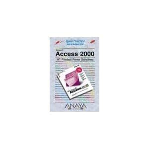 Microsoft Access 2000 Guia Practica Guias EBook - 403 ...