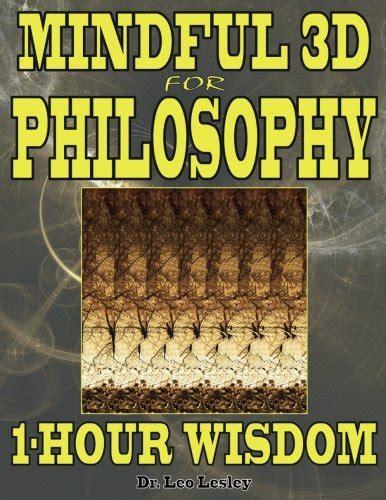 mindful 3d for film 1 hour wisdom volume 1