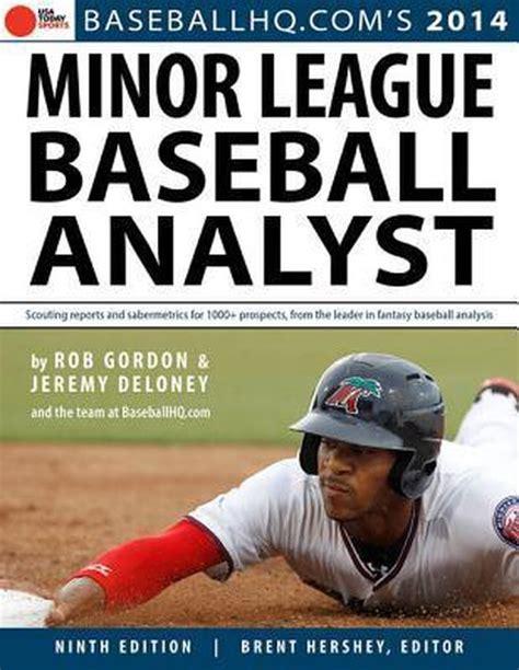 minor league baseball analyst