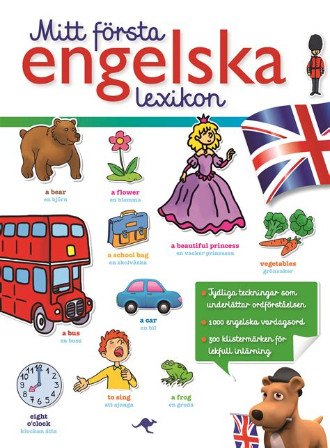 mitt forsta engelska lexikon
