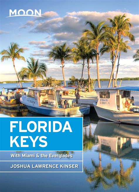 moon florida keys including miami and the everglades travel guide