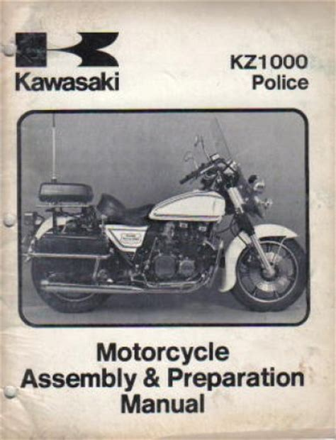 Motorcycle Assembly Manual