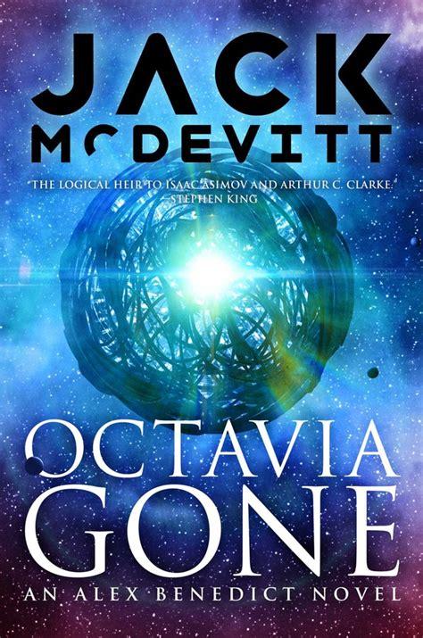 octavia gone an alex benedict novel book 8