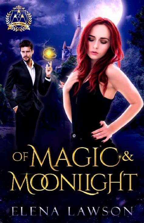 of magic and moonlight a reverse harem paranormal romance arcane arts academy book 2
