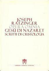 opera omnia di joseph ratzinger 6 2