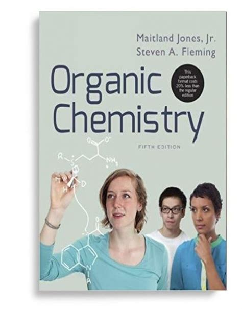 organic chemistry maitland jones 5th edition