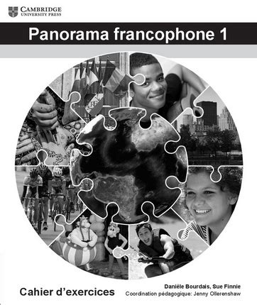 panorama francophone 1 cahier d exercises