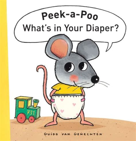 peek a poo what s in your diaper