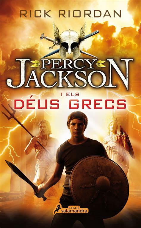 percy jackson i els deus grecs salamandra catala catalan edition
