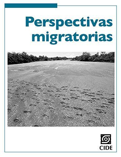 perspectivas migratorias iii coyuntura y ensayo no 5