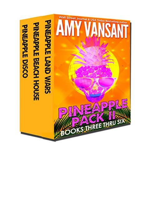 pineapple pack ii pineapple port mystery series books 4 6