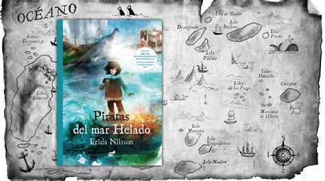 piratas del mar helado narrativa ilustrada