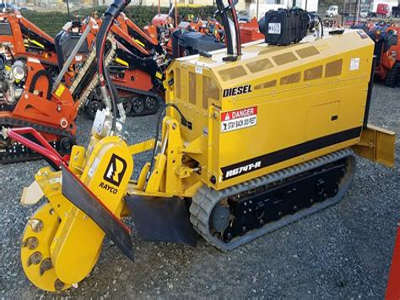 rayco stump grinder service manual