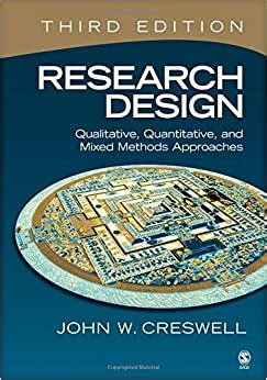 research design qualitative quantitative and mixed methods approaches 3rd edition