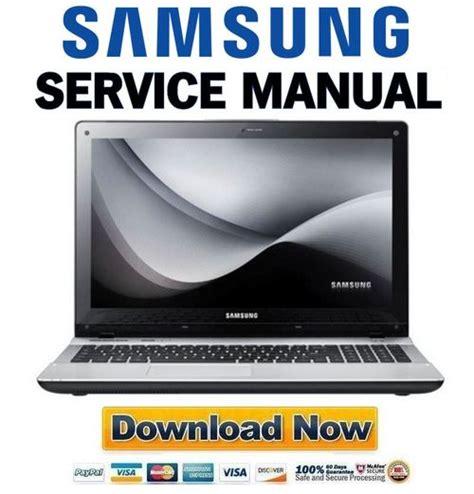 samsung qx410 qx510 service manual repair guide