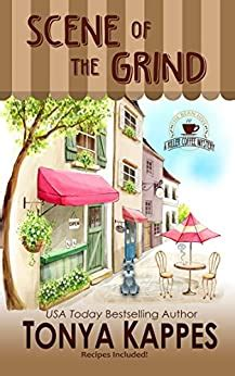 scene of the grind a cozy mystery a killer coffee mystery series book one
