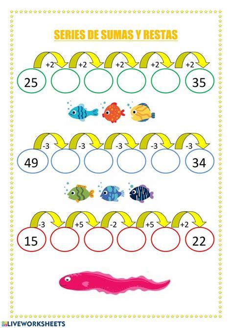 serie de ejercicios 12 series de ejercicios matematicas no 1