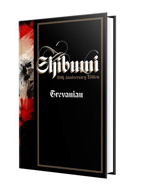 shibumi deluxe edition 40th anniversary edition