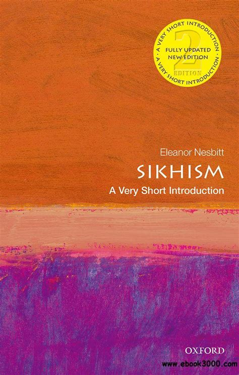 sikhism a very short introduction very short introductions english edition