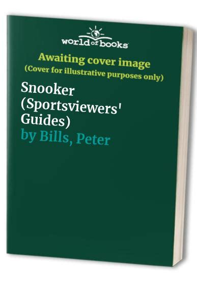 snooker sportsviewers guides