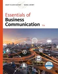 Solution Manual Business Communication 10th Edition Lesikar
