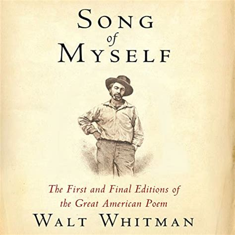 song of myself the first and final editions of the great american poem