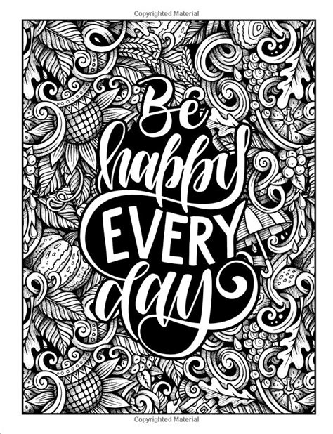 stop stressing doodle coloring book
