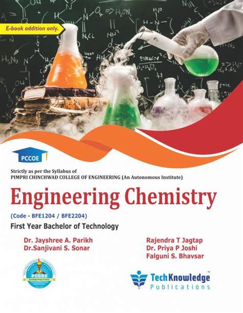 Techmax Publication Engineering Chemistry - PDF - udtp itu edu