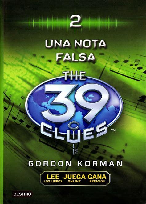 the 39 clues 2 una nota falsa