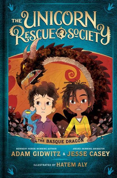the basque dragon the unicorn rescue society
