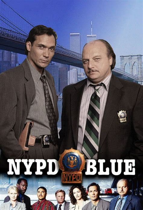 the blue beginning nypd blue